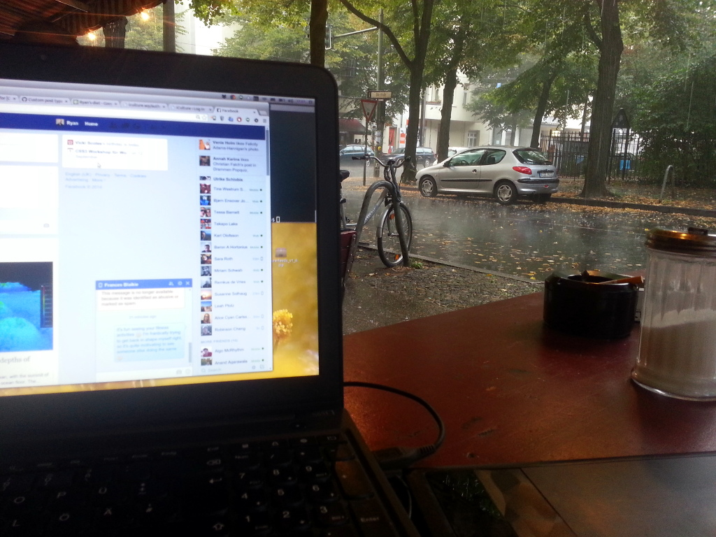 berlin-rain