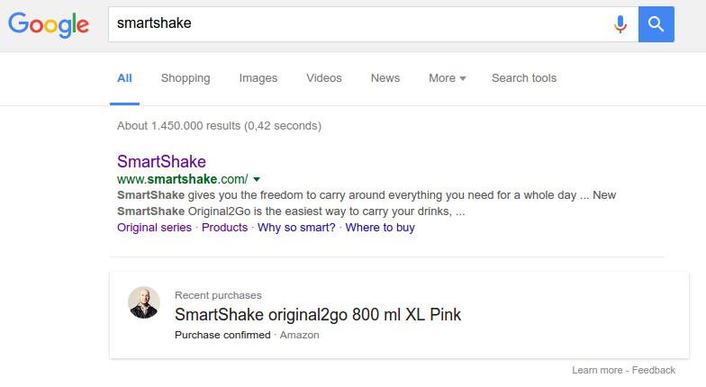 smartshake-google