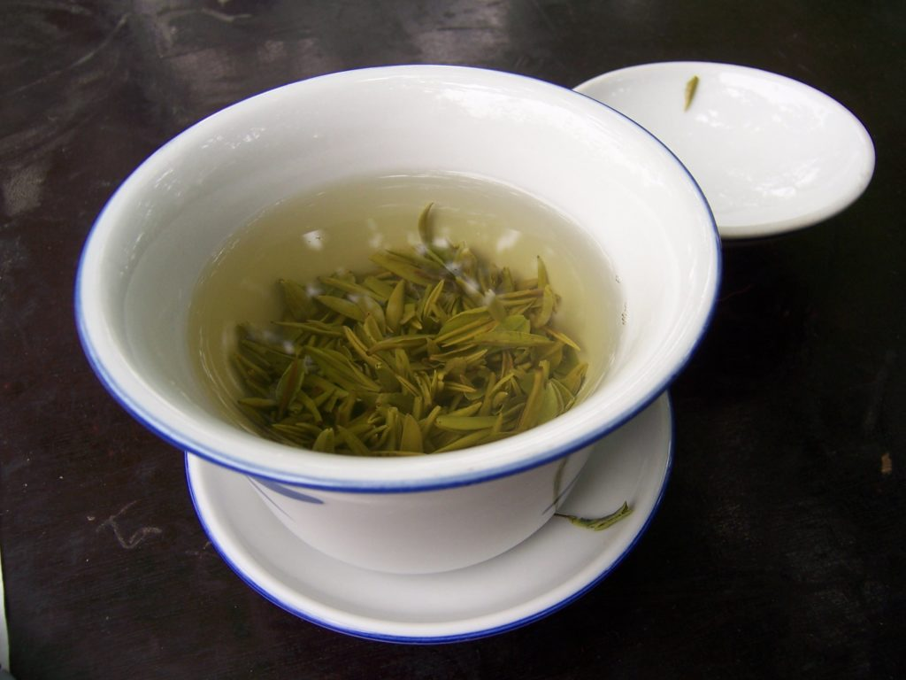 I forgot to take a picture of my tea, so this is just a picture I grabbed off Wikipedia ;)